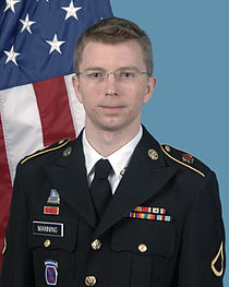 Bradley Manning (Courtesy of Wikipedia)