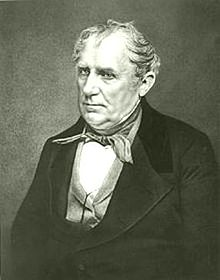 James Fenimore Cooper (Courtesy of Wikipedia)