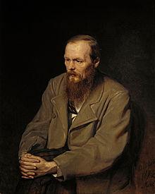 Fyodor DostoevskyCourtesy of Wikipedia