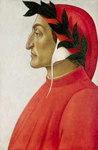 Dante (Courtesy of Wikipedia)