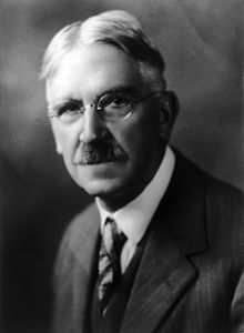 John Dewey (Courtesy of Wikipedia)